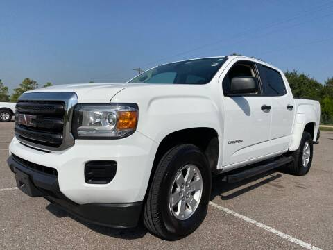 2016 GMC Canyon for sale at AUTO DIRECT in Houston TX
