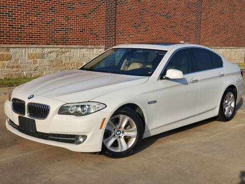 2013 BMW 5 Series for sale at AUTO DIRECT in Houston TX