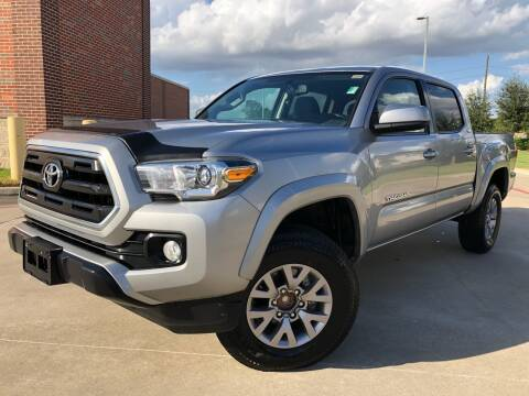 2017 Toyota Tacoma for sale at AUTO DIRECT in Houston TX