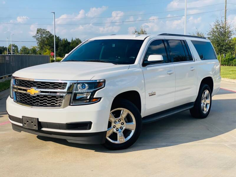 2015 Chevrolet Suburban for sale at AUTO DIRECT in Houston TX