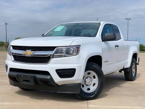 2015 Chevrolet Colorado for sale at AUTO DIRECT Bellaire in Houston TX