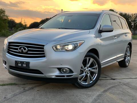 2014 Infiniti QX60 for sale at AUTO DIRECT Bellaire in Houston TX