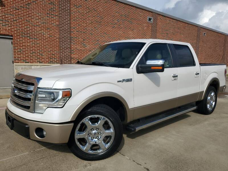 2013 Ford F-150 for sale at AUTO DIRECT in Houston TX