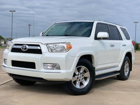 2012 Toyota 4Runner for sale at AUTO DIRECT Bellaire in Houston TX
