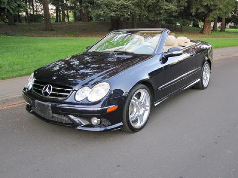 2008 Mercedes-Benz CLK for sale in Portland, OR