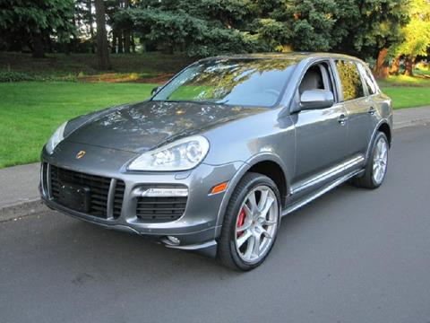 2008 Porsche Cayenne for sale in Portland, OR