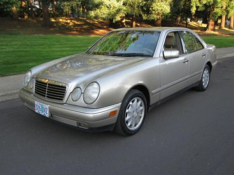 1998 Mercedes-Benz E-Class for sale in Portland, OR