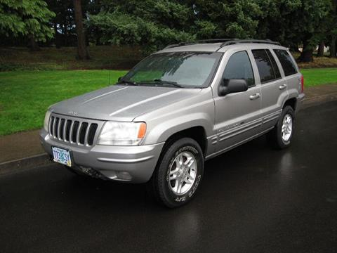 2000 Jeep Grand Cherokee for sale in Portland, OR