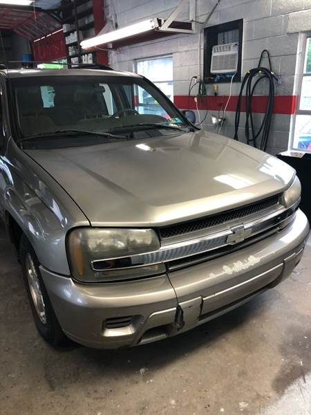Buy Here Pay Here York Pa >> 2002 Chevrolet Trailblazer Ls 4wd 4dr Suv In York Pa Lauer