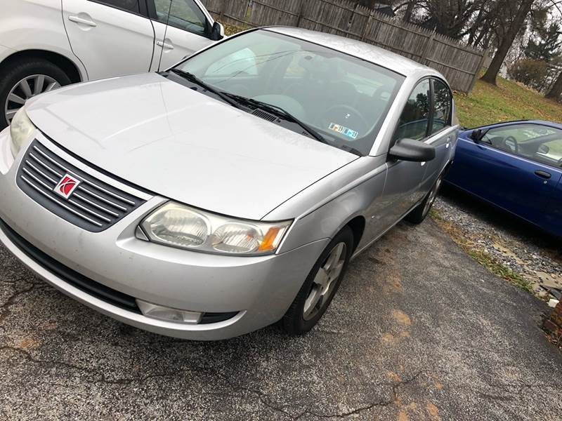 Buy Here Pay Here York Pa >> 2006 Saturn Ion 3 4dr Sedan 4a In York Pa Lauer Brothers Buy Here