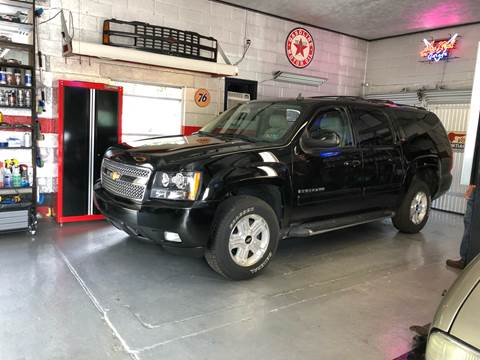 2009 Chevrolet Suburban for sale at LAUER BROTHERS SOUTH in York PA