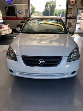 2003 Nissan Altima for sale at LAUER BROTHERS SOUTH in York PA