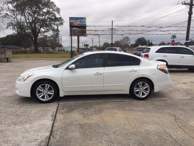 Marvelous 2012 Nissan Altima 3.5 SR 4dr Sedan   Nederland TX