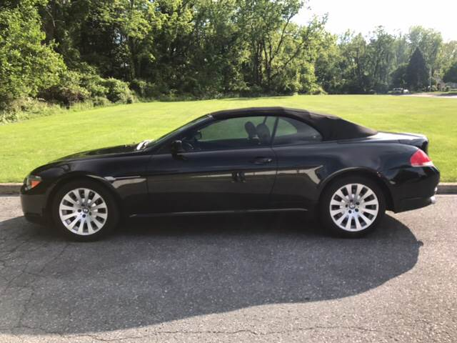 2005 BMW 6 Series 645Ci 2dr Convertible - Allentown PA