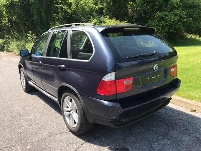 2004 BMW X5 AWD 4.4i 4dr SUV - Allentown PA