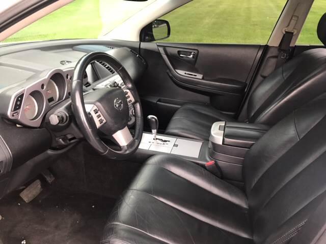 2006 Nissan Murano AWD SL 4dr SUV - Allentown PA