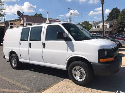 2007 Chevrolet Express Cargo for sale in Allentown, PA