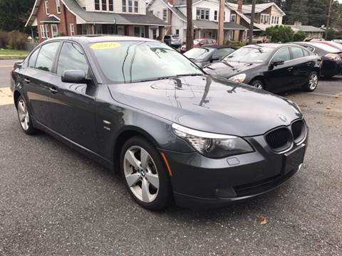 2009 BMW 5 Series for sale in Allentown, PA
