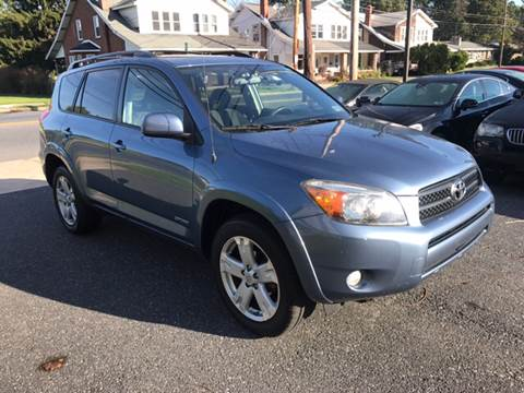 2007 Toyota RAV4 for sale in Allentown, PA