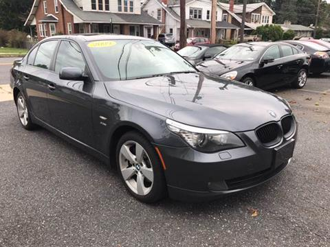 2009 BMW 5 Series For Sale In Allentown PA