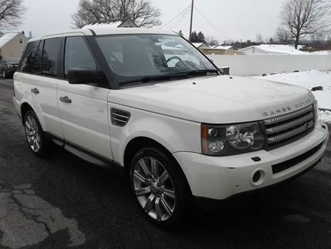 2009 Land Rover Range Rover Sport for sale in Allentown, PA