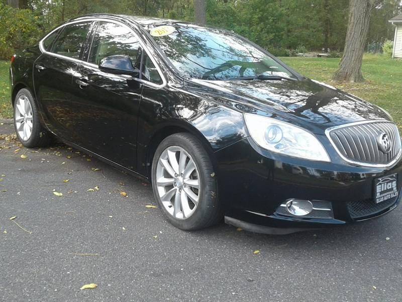 2012 Buick Verano for sale at ELIAS AUTO SALES in Allentown PA