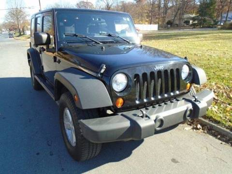 2008 Jeep Wrangler Unlimited for sale in Allentown, PA