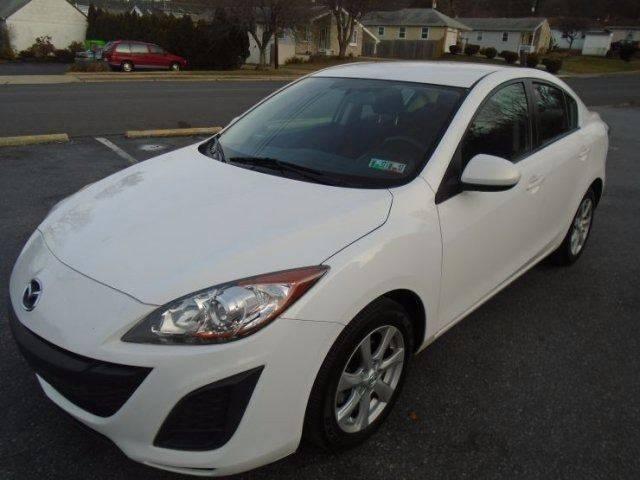 2011 Mazda MAZDA3 i Touring 4dr Sedan 5A - Allentown PA