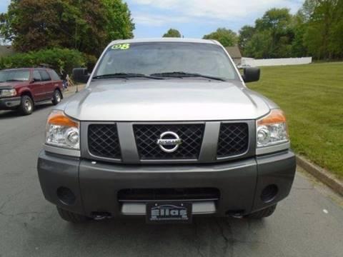 2008 Nissan Titan for sale in Allentown, PA