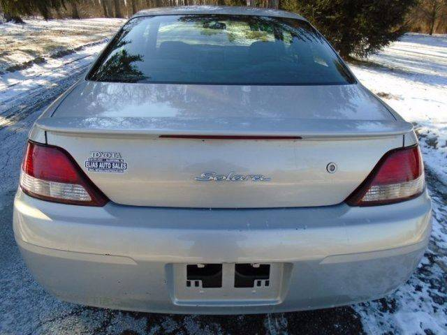 2001 Toyota Camry Solara SE 2dr Coupe - Allentown PA