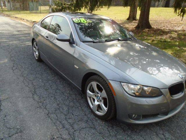 2008 BMW 3 Series AWD 328xi 2dr Coupe SULEV - Allentown PA
