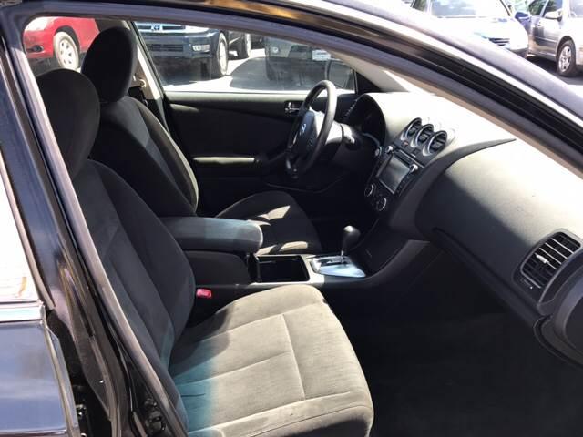 2010 Nissan Altima 2.5 S 4dr Sedan - Allentown PA