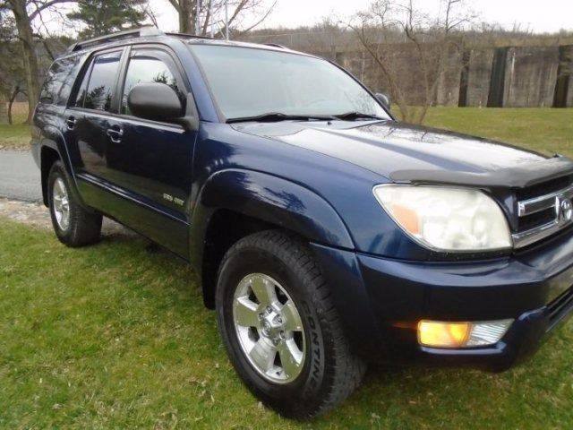 2005 Toyota 4Runner Sport Edition 4WD 4dr SUV - Allentown PA