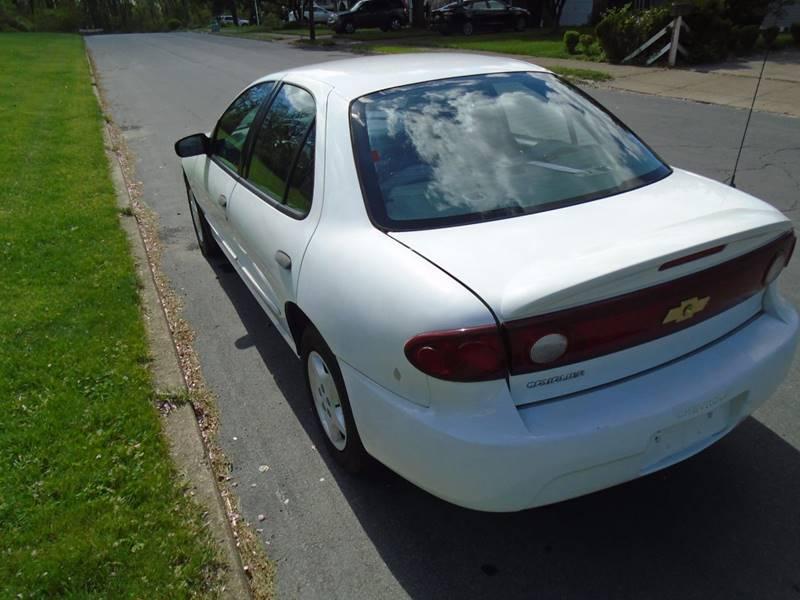 2005 Chevrolet Cavalier 4dr Sedan - Allentown PA