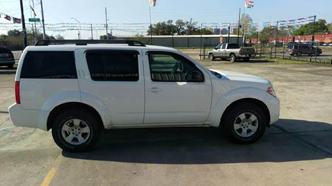 2008 Nissan Pathfinder for sale in Beaumont, TX