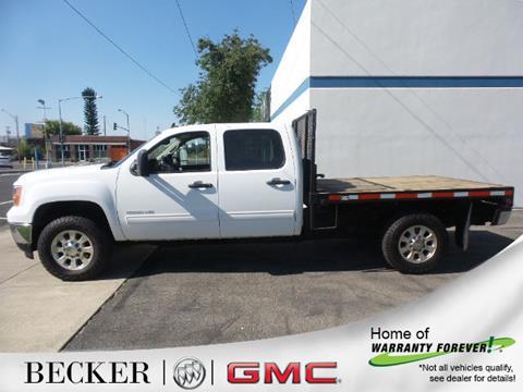 2013 GMC Sierra 3500HD for sale in Spokane WA