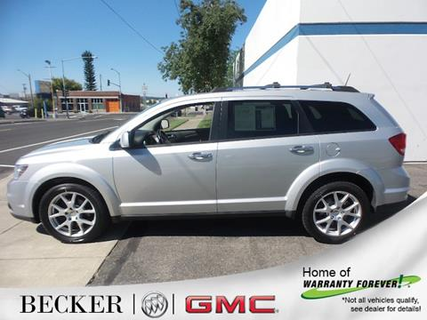 2013 Dodge Journey for sale in Spokane, WA