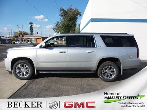 2018 GMC Yukon XL for sale in Spokane, WA