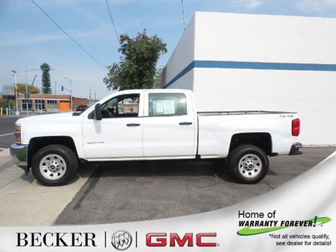 2016 Chevrolet Silverado 3500HD for sale in Spokane WA