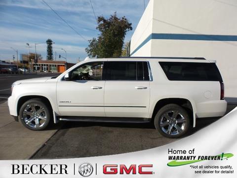 2018 GMC Yukon XL for sale in Spokane WA