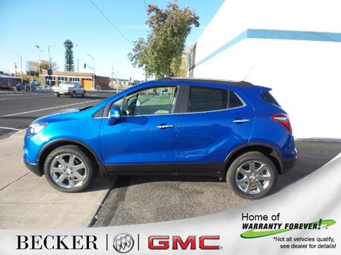 2018 Buick Encore for sale in Spokane WA