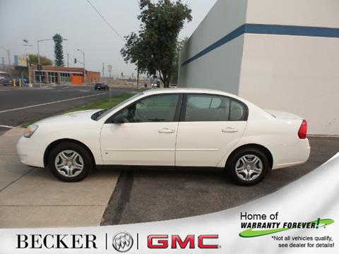 2007 Chevrolet Malibu for sale in Spokane, WA