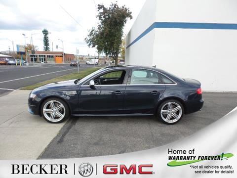 2012 Audi S4 for sale in Spokane WA