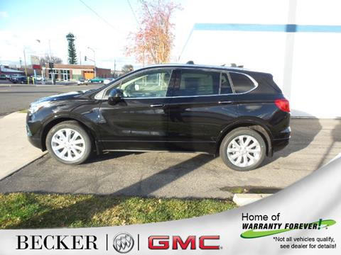 2017 Buick Envision for sale in Spokane WA