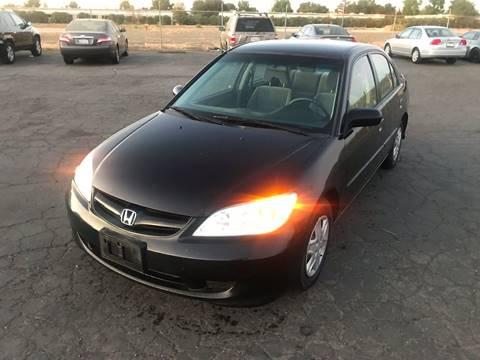 2005 Honda Civic for sale in Sacramento, CA