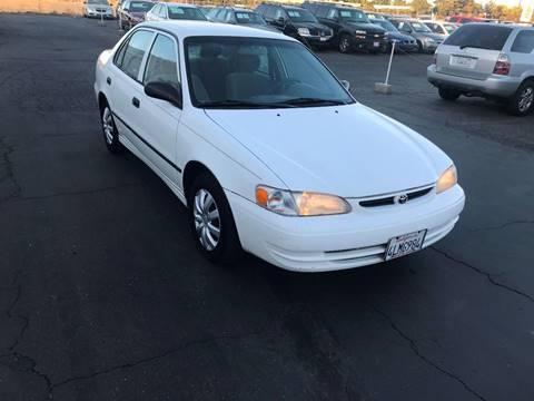 2000 Toyota Corolla for sale in Sacramento, CA