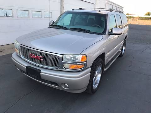 2004 GMC Yukon XL for sale in Sacramento, CA