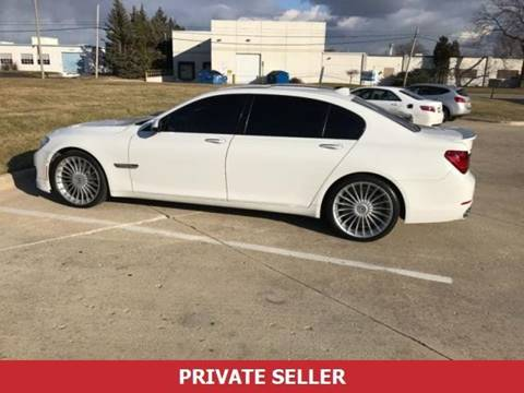 2013 BMW 7 Series For Sale In Sacramento CA