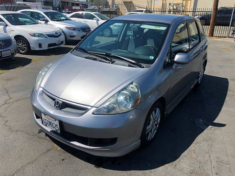 2008 Honda Fit for sale at 101 Auto Sales in Sacramento CA