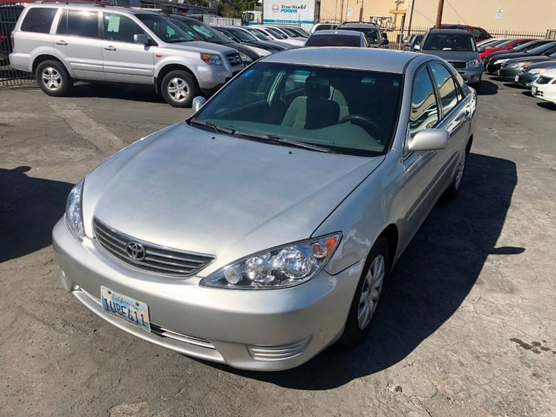 2006 Toyota Camry for sale at 101 Auto Sales in Sacramento CA